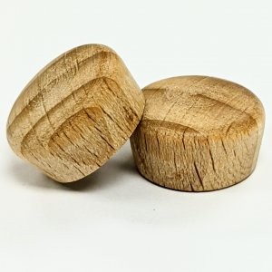 Beech Round Head Plugs
