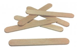 "2-1/2"" Mini Popsicle Sticks"