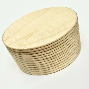 Poplar Serrated Bungs